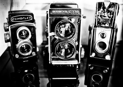 Collection of Camera's
